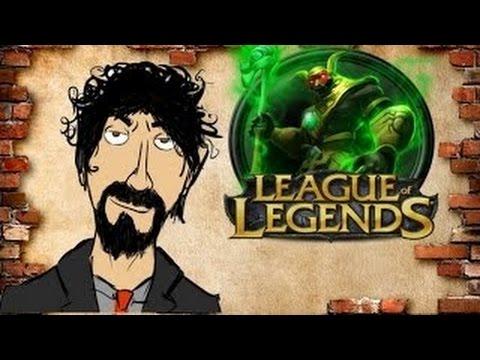 видео: Стрим : Лига Легенд. Затащил за Твича !