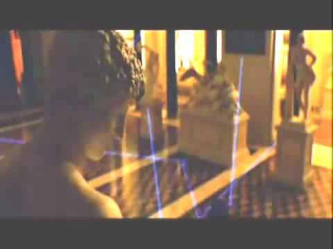 Oceans Twelve Laser Dance - thé à la menthe - La Caution