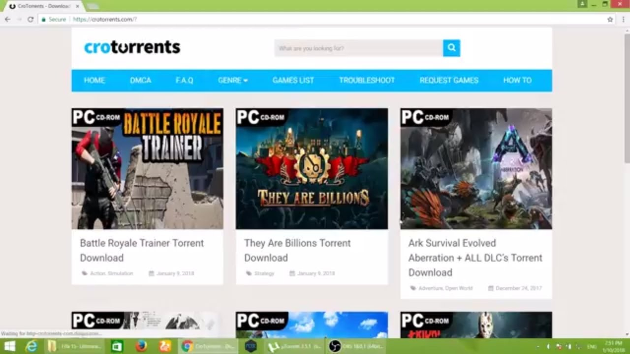 best torrent site for games