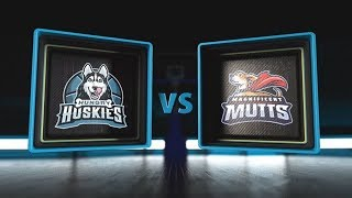 3BALL USA Showcase | Day 2: Game 2 | Hungry Huskies vs  Magnificent Mutts