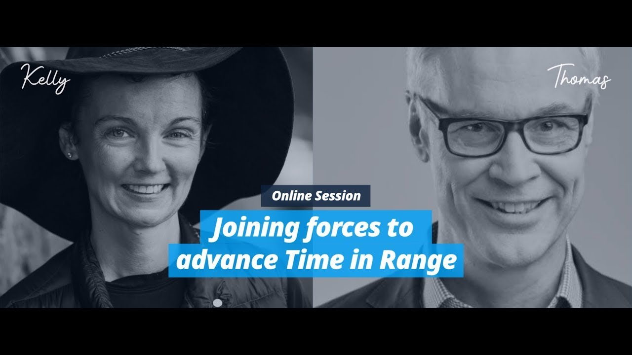 Let's Talk Time In Range – A Conversation with Kelly Close and Prof. Thomas Danne