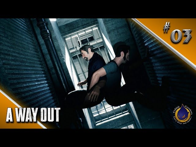 SPIDERMAN, SPIDERMAN 🔫 Let's Play A WAY OUT #03