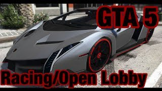 GTA 5 ONLINE - RACING FOR THE MONEY! ROAD TO 2K! MONEY GRINDING! (Grand Theft Auto 5 Online)