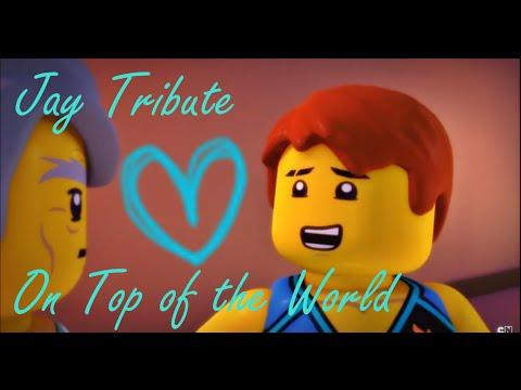 LEGO Ninjago   Jay Tribute   On Top Of The World ♪