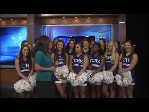 Meet the Tuscaloosa County High School Cheerleaders - 2014