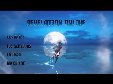 Revelation Online : Briefing rapide sur la sortie en Europe : Dates - Serveurs - Guilde