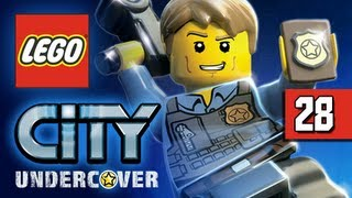LEGO City Undercover Gameplay Walkthrough - Part 28 Art Gallery Wii U Let's Play Commentary