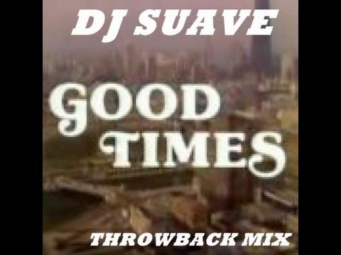 DJ Suave's 70s 80s & 90s HipHop/R&B Throwback MIX