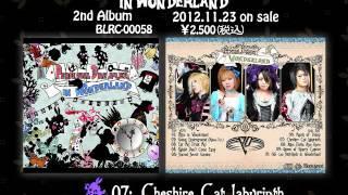 Perpetual Dreamer 2nd Album / In Wonderland 視聴用動画