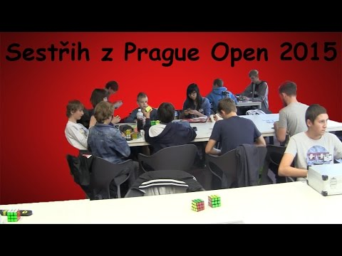 Prague Open 2015 - Sestřih