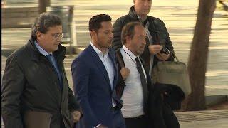 Correia defiende que no ocultó dinero a Hacienda