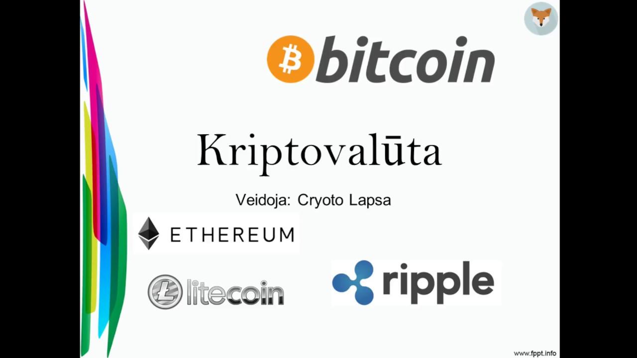 xrp kriptovalūtu tirdzniecības programmatūra