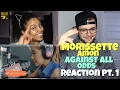 Morissette Amon - Against All Odds Reaction Pt.1