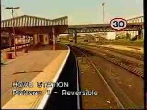British Rail Crew training video