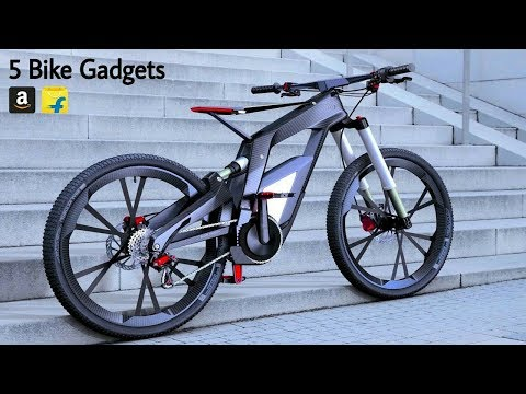 5 Cool Bicycle Gadgets You Can Buy on Amazon Under Rs 250   NEW TECHNOLOGY