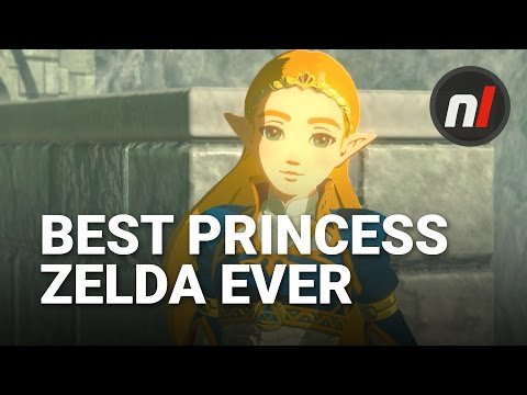 4 Massive Reasons Breath of the Wild's Zelda is the Best Princess Zelda Yet