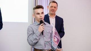 Jakub Gnatkowski dziewiąty w plebiscycie Sportowiec Roku 2018