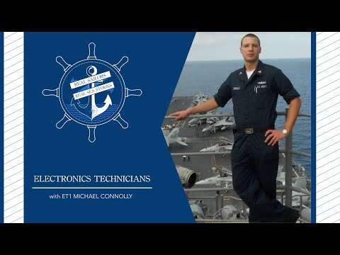 Navy Advanced Electronics With ET1 Connolly