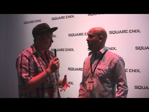 Push-Start @ E3 2012 Interview with Dan  Sochan Producer for United Front Games & Sleeping Dogs