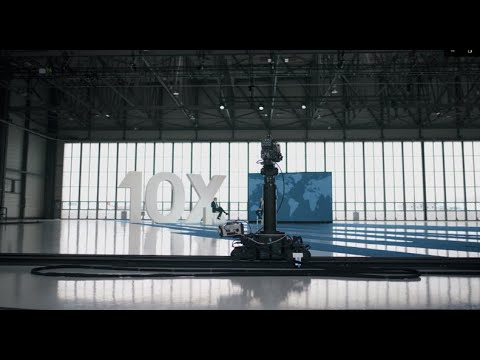 Falcon 10X behind the scenes (May 6, 2021)