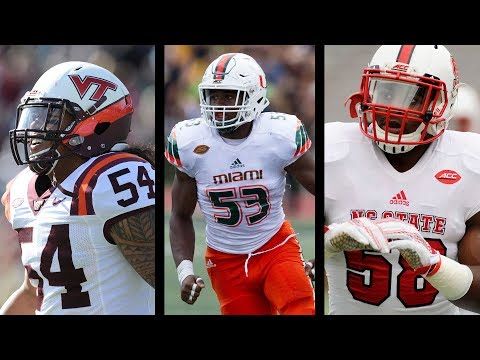 ACC Football's Top 3 LB Corps