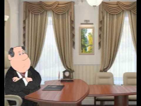 Изгородь вокруг Земли (любительский мультфильм)