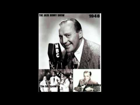 The Jack Benny Show featuring The Ink Spots & Bing Crosby (1948)