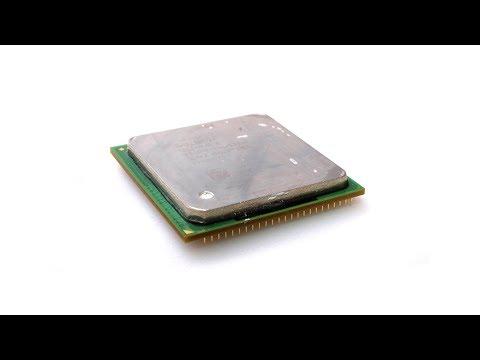 Pentium 4, legs - Gold recovery