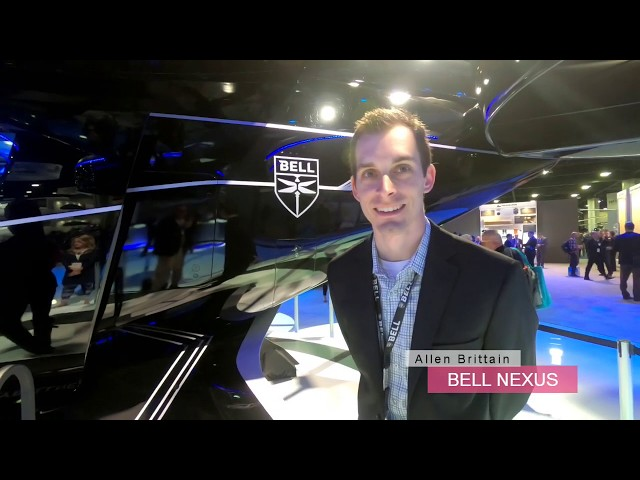 Bell Nexus eVTOL development