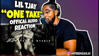 Lil Tjay - One Take ( Audio) REACTION