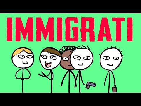 Immigrants - WHAT THEY DON'T TELL YOU