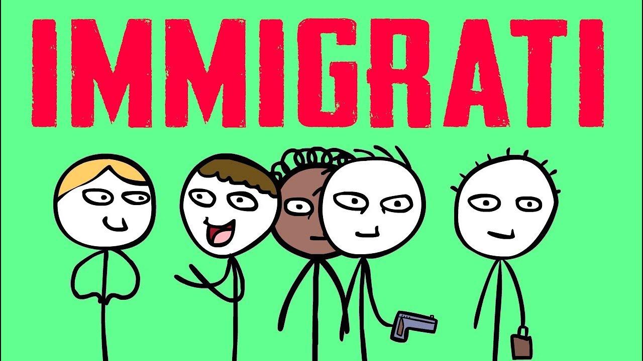Immigrati - QUELLO CHE NON VI DICONO