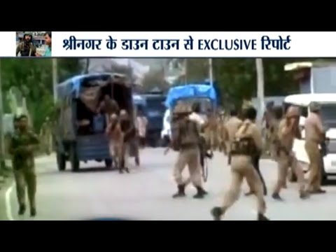 47th Day of Kashmir Curfew: Grenade Attack and Firing on Security Forces