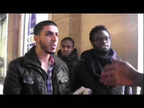1- Ali Dawah   FALL OUT   With   Hebrew Israelites   Oxford Street London - Youtube -