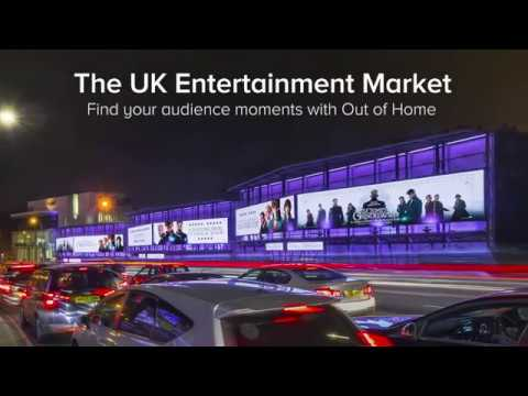 Clear Channel UK - Entertainment Showreel - January 2019