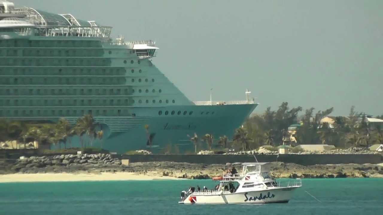 Nassau Bahamas Allure Of The Seas Cruise Excursions