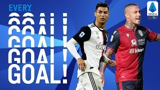 Nainggolan's Wonder Strike & CR7 Makes it 701! | EVERY Goal Round 8 | Serie A