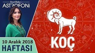 KOÇ Burcu 10 Aralık 2018 HAFTALIK Burç Yorumları, Astrolog #DEMET_BALTACI