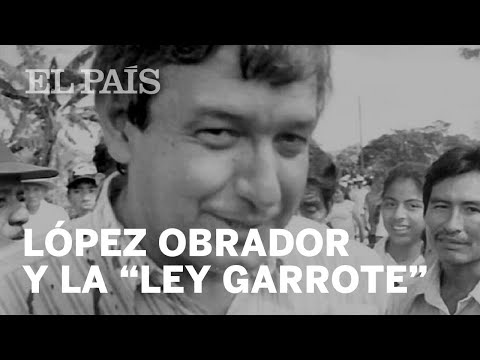 """AMLO: López Obrador, cuando bloqueó 51 pozos petroleros en 1996: """"La cárcel es un honor cuando..."""