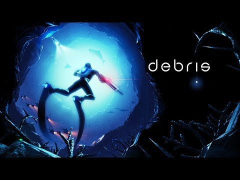 Debris Gameplay Impressions - Deep Sea Cave Diving Survival TERROR!