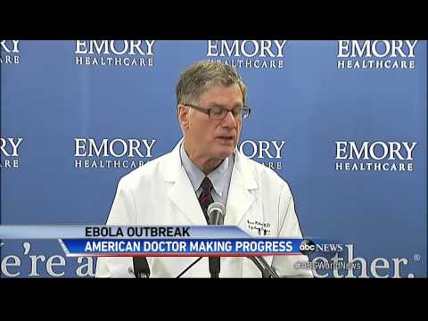 Emory Hospital in Atlanta Prepares for Another Ebola Patient