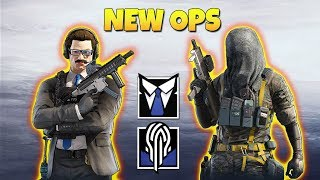 New Ops Nokk And Warden are Great! - TTS - Operation Phantom Sight | Rainbow Six Siege