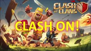 "Clash of Clans -- Clash of Clans -- Hero and the Goat -- JTJ vs ""Fernwood"" (07/25 CW)"