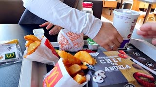 VLOG: А У ВАС ТАКОЙ McDonald