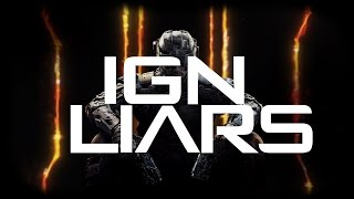 Black Ops 3 IGN Review Complete LIARS   Classic Retro Game Room