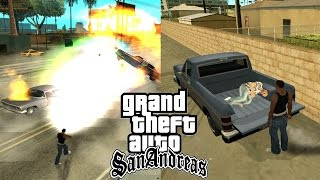 GTA San Andreas Top 10 CLEO Mods Of All Time