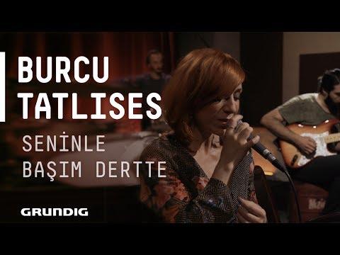 Burcu Tatlıses - Seninle Başım Dertte (Selami Şahin Cover) @Akustikhane #sesiniaç