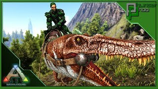Ark Basics - Caves on the Island - Easiest to Hardest - Which mount is best for each!