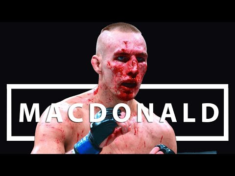 "Rory ""Red King"" Macdonald - Highlights 