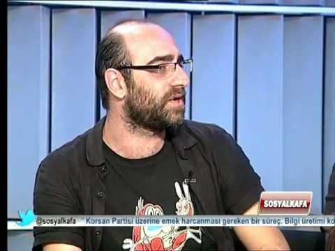 Türkiye Korsan Hareketi SosyalKafa'nın konuğuydu... (Bölüm 2)